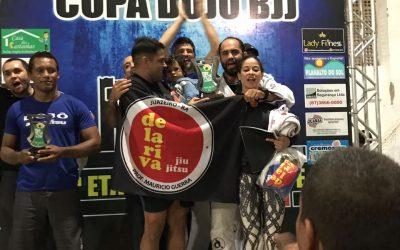 Delariva Juzeiro Campeã do Copa Dojo 2017